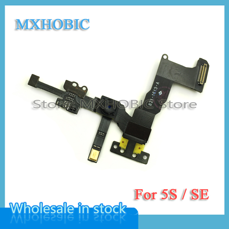 MXHOBIC Camera Assembly-Flex Flex-Cable Proximity-Sensor iPhone with Light-Face for 5S