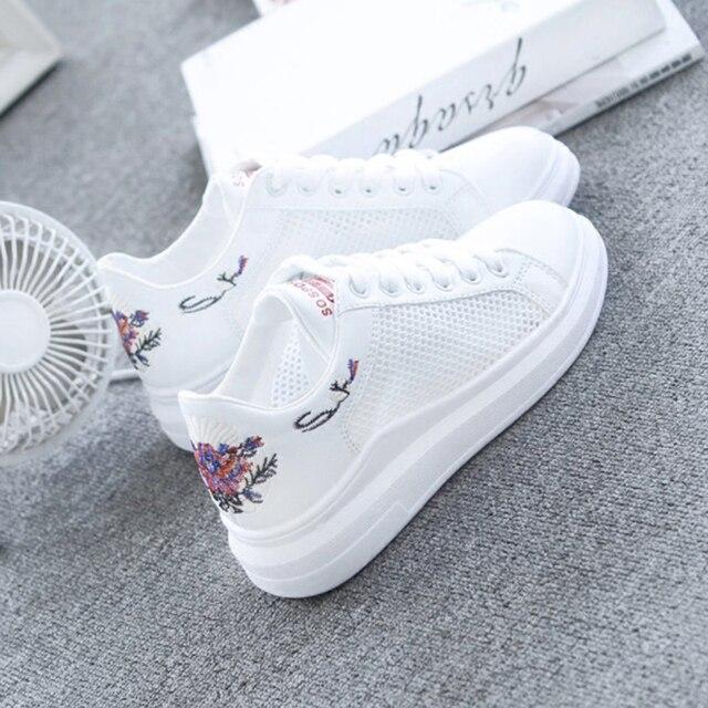 WAWFROK Femmes Casual Chaussures D'été 2018 Printemps Printemps 2018 Femmes 9f8477