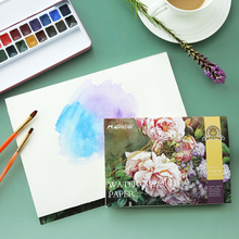 Hand-Painted Watercolor-Book Art-Supplies Paper-20sheets 300g/m2 for School Professional