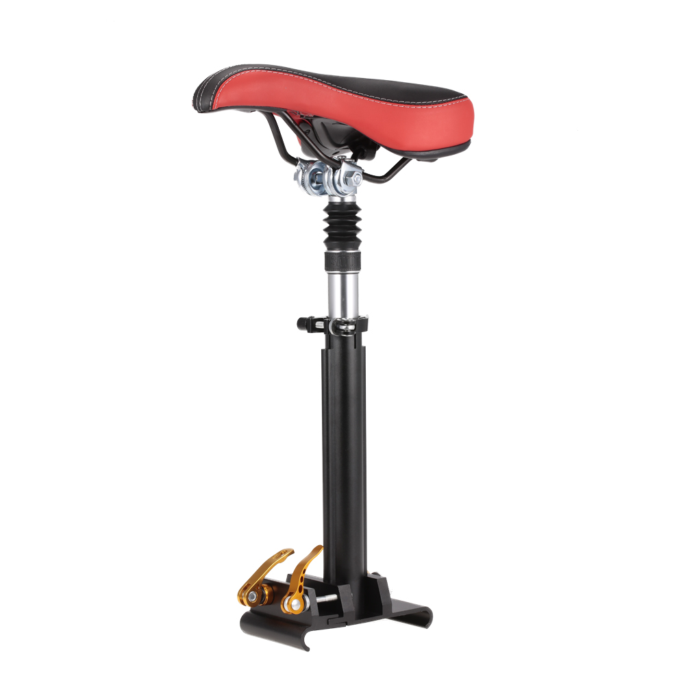 Foldable Height Adjustable Saddle Set for Xiaomi Electric Scooter Chair Scooter Electric Scooter Retractable Seat with