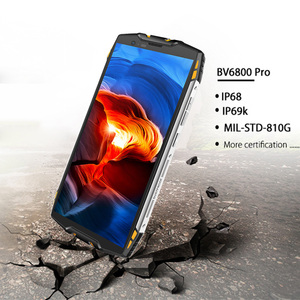 "Image 3 - Blackview BV6800 Pro Android 8,0 Outdoor Handy 5.7 ""MT6750T Octa Core 4GB + 64GB 6580mAh wasserdicht NFC Robuste Smartphone"