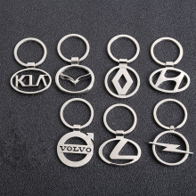3D Metal Keychain Car Key Ring Key Chain Key Holder Auto Keyring Keyfob Pendant For Popular Car SUV Man Gift Auto Accessories bersai nos turbo nitrogen bottle metal key chain key ring holder car keychain pendant jewelry for women men unique mini keyring