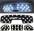 LED lâmpada de leitura, para Ford Ecosport Foco 2 MK2 2007-2014 teto conduziu a lâmpada, a luz interior do carro