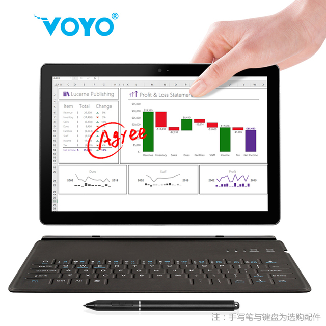 Nueva llegada VOYO i8max 10,1 pulgadas tableta 8 núcleo 4 GB RAM 64 GB ROM 13,0 MP Cámara Android tableta PC doble 4G llamada telefónica tabletas