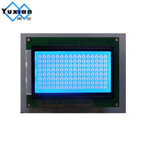 128x64  lcd display module STN blue screen white backlight  5v  graphic  0107 KS0108 WH12864A LM12864LFW LCM12864C-1 free ship 128x64  lcd display module STN blue screen white backlight  5v  graphic  0107 KS0108 WH12864A LM12864LFW LCM12864C-1 free ship