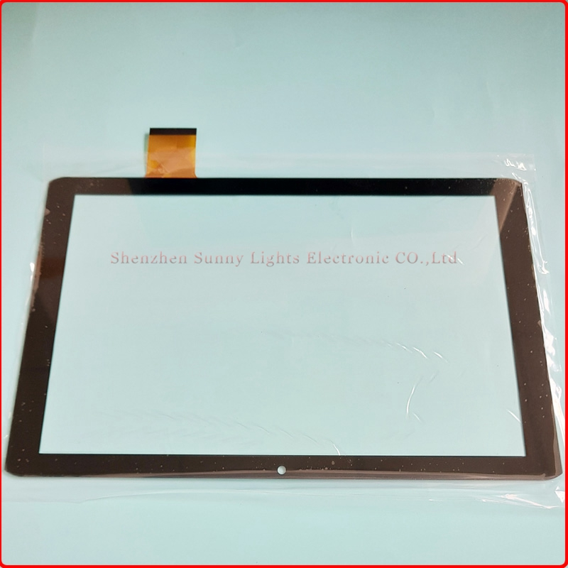 New 10.1'' inch Capacitive Touch screen digitizer sensor for Visual Land Prestige Prime 10SE Tablet PC Panel Free shipping new 7 inch tablet pc mglctp 701271 authentic touch screen handwriting screen multi point capacitive screen external screen
