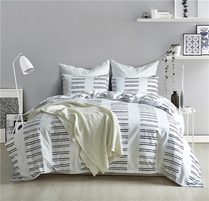 Fanaijia Geometric patterns printing bedding sets queen size student duvet cover set with Pillowcase twin Bedlinen Home textileFanaijia Geometric patterns printing bedding sets queen size student duvet cover set with Pillowcase twin Bedlinen Home textile