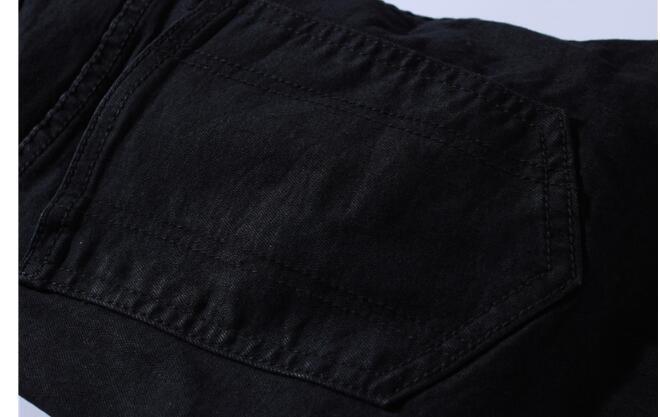 Moda kieszeń Men'sPants spodnie na co dzień spodnie Cargo w Spodnie nieformalne od Odzież męska na  Grupa 1