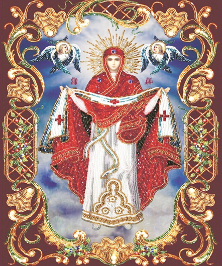 A1334 Diamond Embroidery Home Decor 3DIY Godness Mary 100% area Resin Tool dril Painting Cross Stitch Fashion Mosaic Needlework