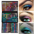Newest 3 Layers 252 Color Eyeshadow Palette Earth Warm Color Shimmer Matte Eye Shadow Cosmetic Beauty Makeup Set