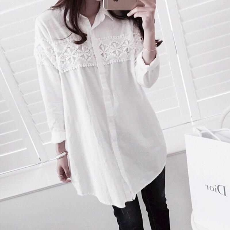 Castaluna Chemise Grande chemise Femme Unie Taille Blanche xWBerdCo