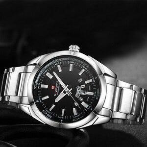 Image 5 - NAVIFORCEแบรนด์หรูผู้ชายแฟชั่นกีฬานาฬิกาผู้ชายวันที่นาฬิกานาฬิกาควอตซ์นาฬิกาข้อมือนาฬิกาRelogio Masculino