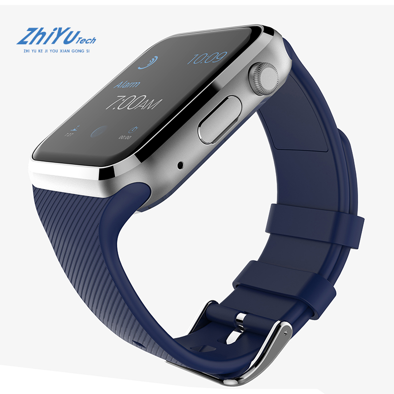 2016 Wearable Devices GD19 Smart Watch Android Connected ...