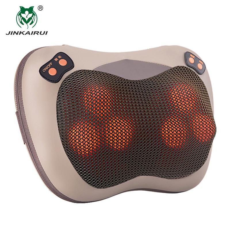 JinKaiRui Infrarood Verwarming Elektrische Kneden Shiatsu Vibrator - Gezondheidszorg