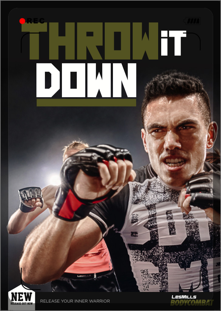 Stock Offering]Free Shipping hot sell New Routine BC body combat 64