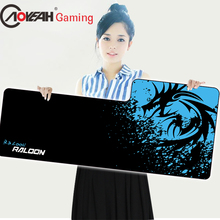 800×300 Large Big Gaming Mouse pad  Anti-slip Rubber Cloth Keyboard Office Desk Pad Speed Mousepad Computer Gamer Game Mouse Mat