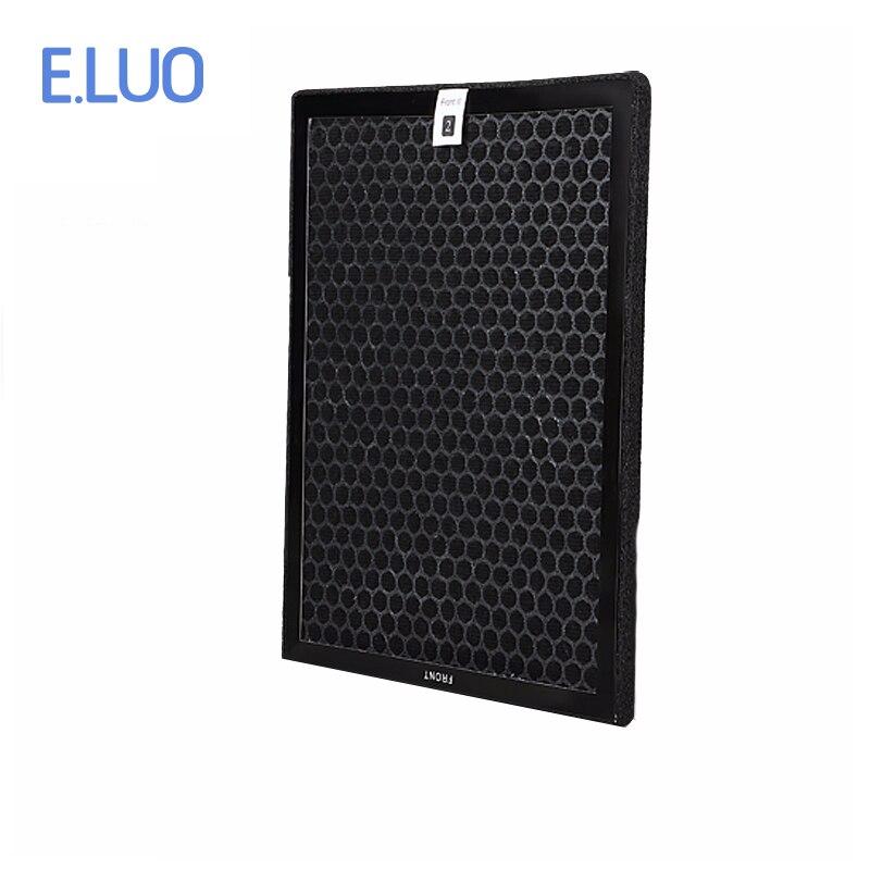 Высокоэффективный очиститель воздуха фильтр для вакуумных деталей TKJ-F220B TKJ-F210B TKJ-F220A Active Carbon ткань для воздушного фильтра