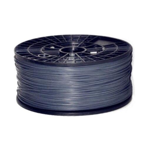 1KG 3D-Printer filament ABS 3.00mm For CTC,Reprap, K8200, Unimaker Size:ABS 3.00mm Colour:Silver