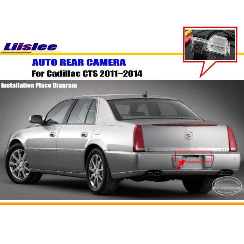 2014 Cars Cadillac Cts Use: Liislee Car Parking Camera / Reverse Camera For Cadillac