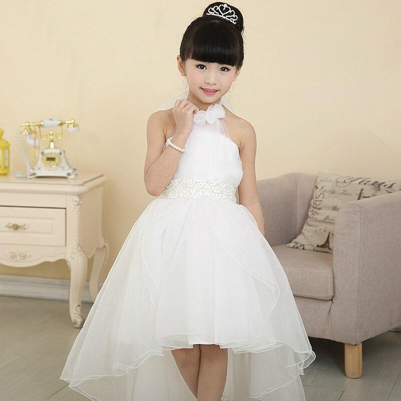 400340fe5 Vestidos cola larga para ninas - Modelos de vestir populares