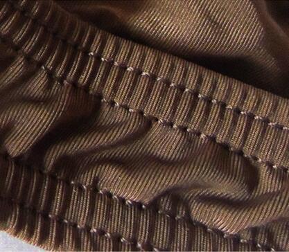 Mens thongs and g strings slim sexy men's underwear smooth ice silk