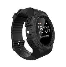 """Wasserdichte Outdoor-Sport Smartwatch 1,3 """"Bluetooth 4,0 Sim-karte Pulsmesser Schrittzähler PSG Sitzende Smart Watch Phone"""