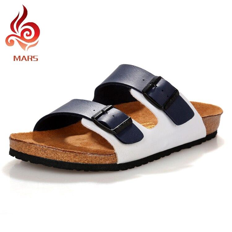 aliexpress buy fashion mens summer leather flip