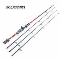1.8m 3 tips 100% Carbon Fishing Rod Spinning Peche Pesca feeder sea Casting Rod Lure Fly Fish Rod Olta daiwa carretilha E