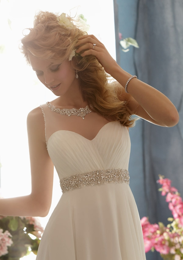 free shipping casamento 2018 new arrival vestido de noiva long sexy crystal  bridal gown cheap bride bridesmaid dress 811614a62436