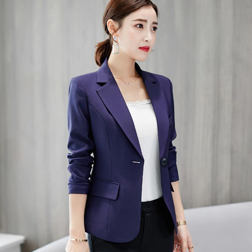 Fashion Women's Clothing Blazer Suits Blazers four colors for choose 1