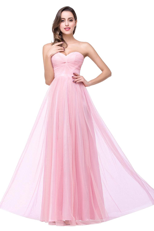 Hermosa Vestidos De Dama De Menos De 100 Canadá Foto - Ideas de ...