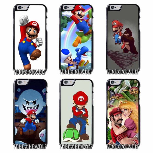 super mario iphone 7 plus case