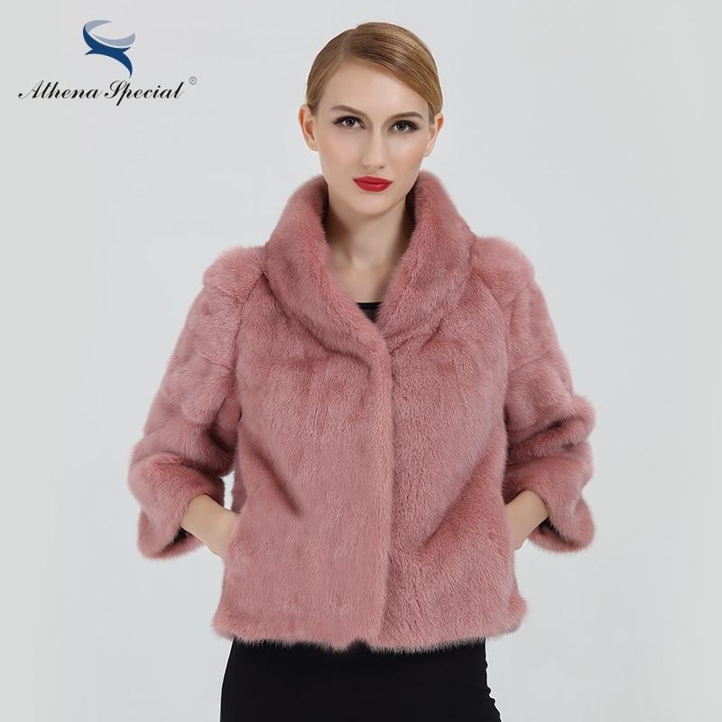 Pink Mink Coat Promotion-Shop for Promotional Pink Mink Coat on