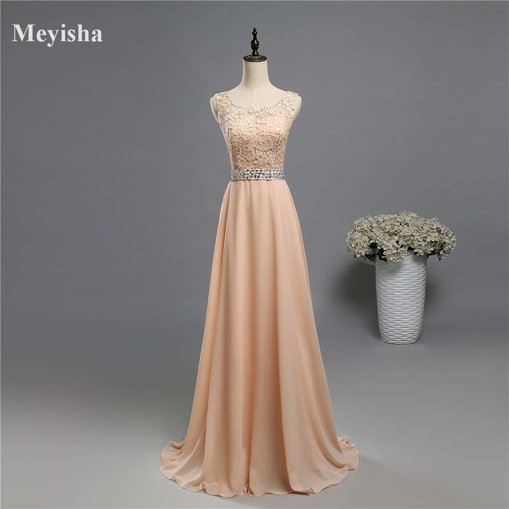 ZJ5119 champagne chiffon formal party   evening     dress   long maxi plus size fashional design plus size