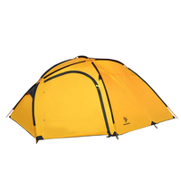 Hillman Family Tent 210T Ultralight Fabric For 3 Person Aluminum Rod Portable High Mountain Outdoor Tent PU5000mm