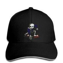 Бейсбольная кепка модная мужская бейсболка bioshick UNDERTALE SANS бейсбольная кепка
