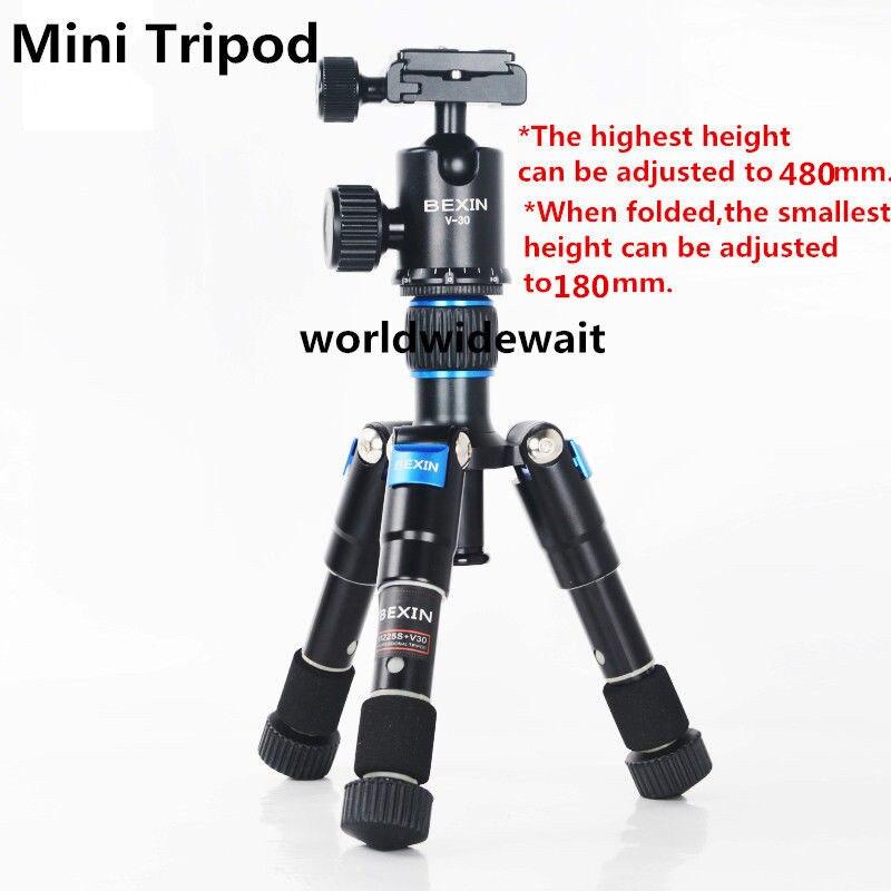 M225+V30 Mini Tripod Bracket Holder For Digital Single Lens Reflex Camera-in Tool Parts from Tools    1