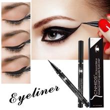 2019 new LULAA brand eyeliner waterproof black make-up genuine quick-drying does not smudge nightclub fashion sexy makeup eyelin