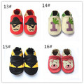 promotion genuine leather shoes cow leather baby soft sole indoor shoes kids shoes