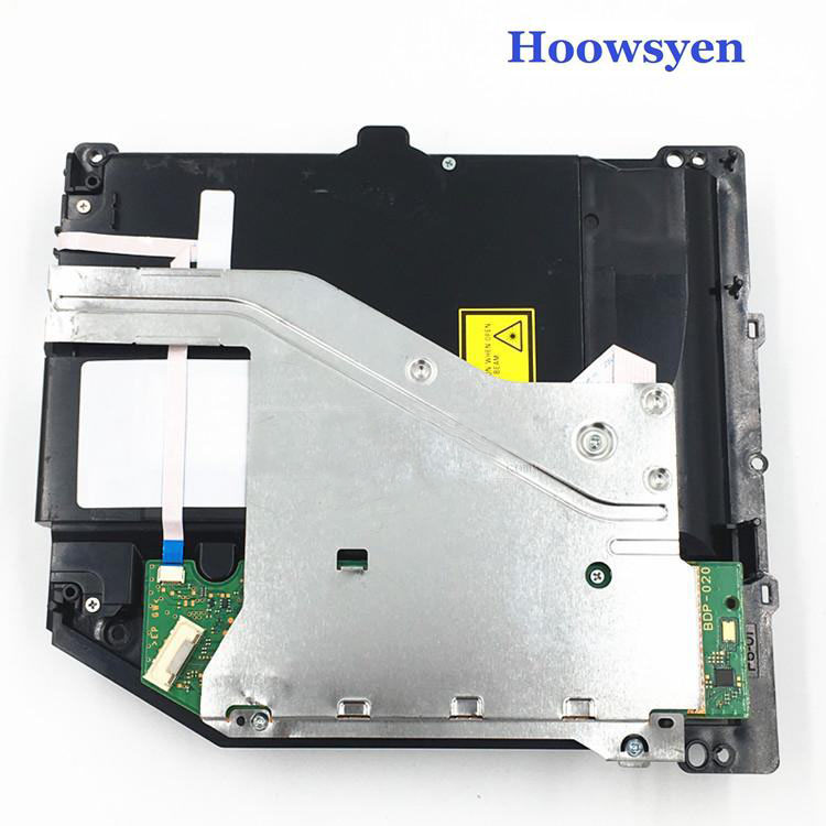 Original Blu-ray DVD Player Disc Drive BDP-020 for Sony Playstation 4 PS4 Console Complete Assembly Replacement Free Shipping replacement kem 450aaa blu ray dvd drive for ps3 slim 200x model parts repair