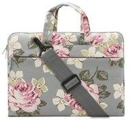 11fashion 13 3 14 15 6 Inch Bohemian Flower Designer Notebook Shoulder Bag For Macbook Acer