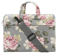 11fashion 13 3 14 15 6 Inch Bohemian Flower Designer Notebook Shoulder Bag For Macbook Acer