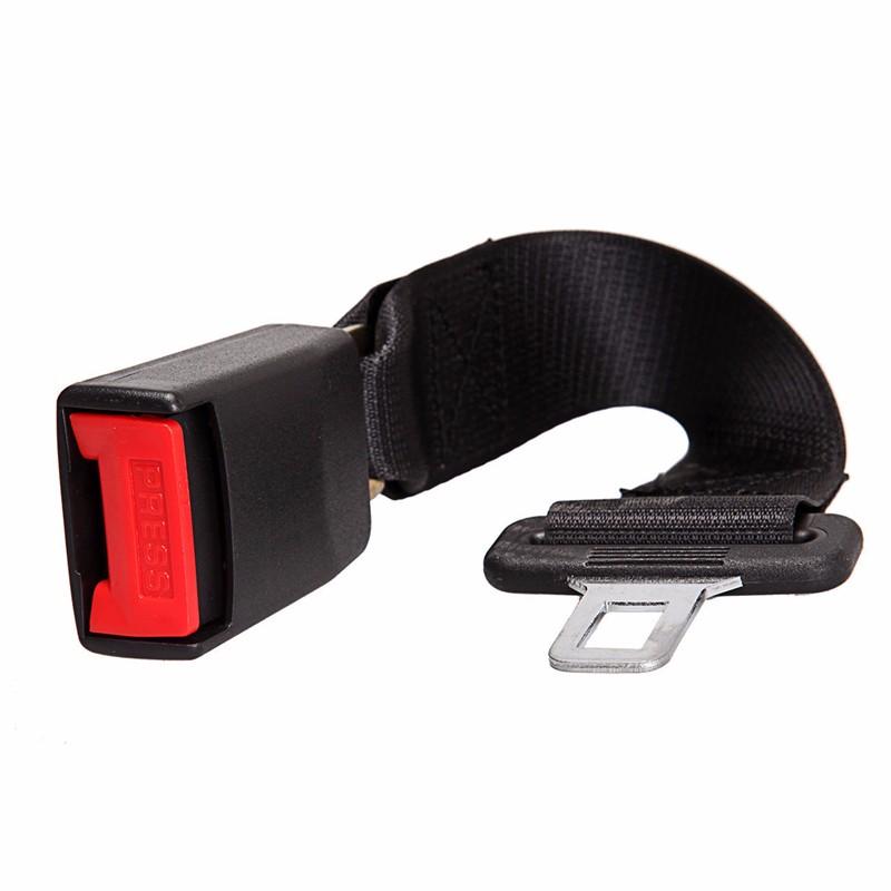 Universal 14 Car Truck Seat Belt Seatbelt Extender Extension Safety Buckle 78 4