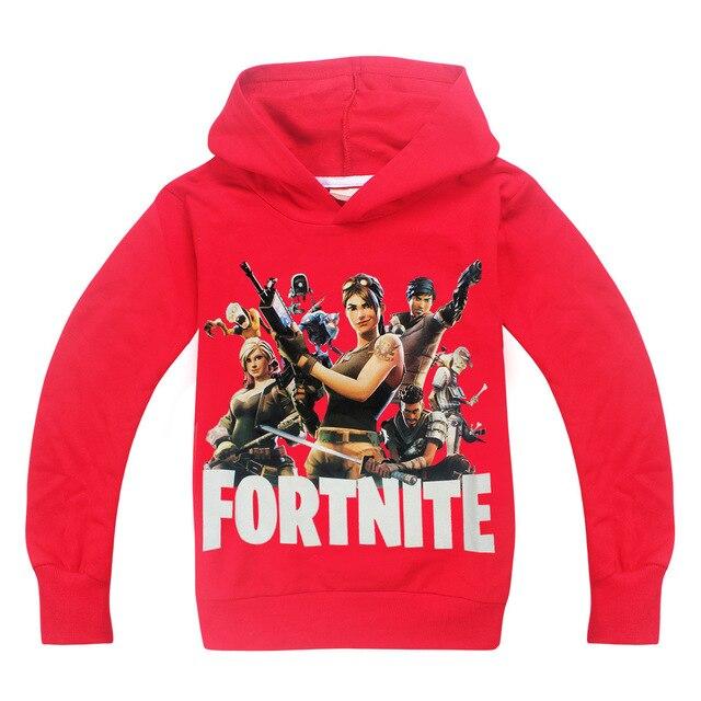 roblox fortn Minecraft Autumn My World Cartoon Long Sleeve T-shirt Boys Girls gta 5 coat gta 5 Tops Sweatshirts coat hoodies 1