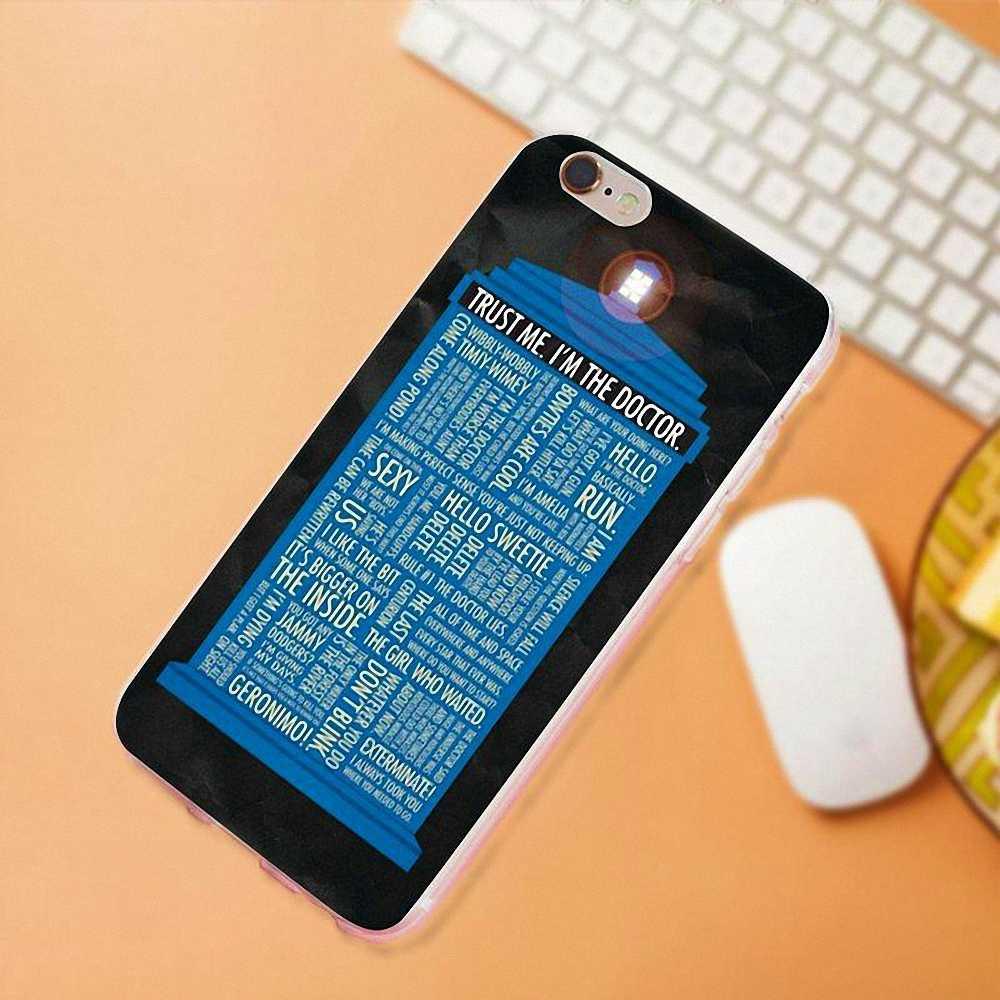 Maerknon Pour Huawei G7 G8 Honneur 5A 5C 5X6 6X7 8 V8 Mate 8 9 P7 P8 P9 P10 Lite Plus Doux TPU En Gros Cabine Téléphonique
