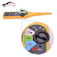 Circuito Yellow Car Color Power Auto Eletrica Tester Lampada Luz Probe 0 380 Volt Com Rastreamento