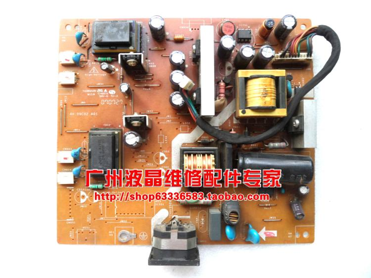 Free Shipping>Original 100% Tested Work Q22W6 FP222W power supply board 4H.09C02.A01 free shipping 100% tested working fp75g q9t5 fp91g q9t4 fp93v 4h l2e02 a01 a03 power supply board