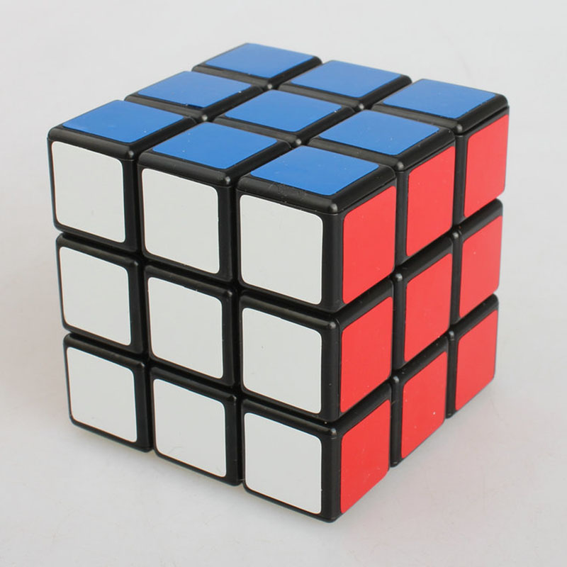 Crianças Brinquedos do Cubo Mágico 3x3x3 Enigma Torção Cubo de Velocidade Profissional Cubo Magico Cedo Aprendendo Brinquedos Educativos para As Crianças Do Bebê