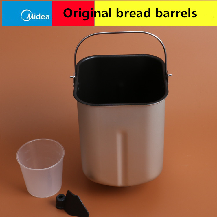 Bread Maker + Buckets For The Bread Maker Suitable For Midea EHS15AP-PY/ EHS15AP-PGS Spare Parts For A Bread Maker
