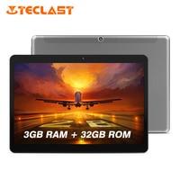 Новые Teclast M20 двойной 4G телефон планшетный ПК Android 8,0 10,1 дюйма MT6797 (X23) Дека Core 3 GB Оперативная память 32 GB EMMC ROM Металл 6600 mAh gps